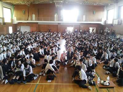 東京都立大泉桜高等学校